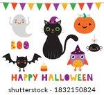 halloween vector clip art...