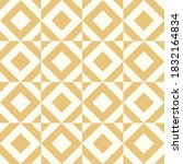 abstract geometric pattern... | Shutterstock .eps vector #1832164834