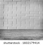 abstract interior background... | Shutterstock . vector #1832179414