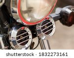 Motorcycle Headlight With...