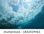 Underwater Sea Foam Made By...