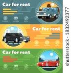 rent car agency. best price ... | Shutterstock .eps vector #1832492377