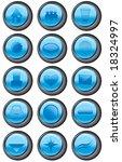 button | Shutterstock .eps vector #18324997