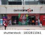 udon thani  thailand october 10 ... | Shutterstock . vector #1832811061
