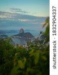 Incredible Landscape Of Rio De...