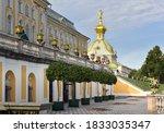 Peterhof Saint Petersburg...