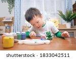 Cute Happy Little Asian 3   4...