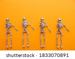 Skeletons In Silver And Gold...