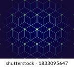 artificial intelligence tech... | Shutterstock .eps vector #1833095647