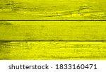 background yellow wooden planks ...   Shutterstock . vector #1833160471