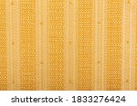 Background of beige fabric with ...