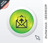 mail icon. envelope symbol....