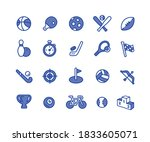 sports leisure activities icon... | Shutterstock .eps vector #1833605071