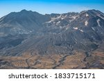Desolation of Mt St Helens at Mt St Helens National Volcanic Monument, Washington state