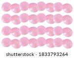blur background pastel pink   ... | Shutterstock . vector #1833793264
