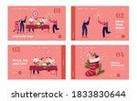 family or friends christmas... | Shutterstock .eps vector #1833830644