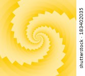 Yellow Abstract Background In...