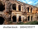 Ruins Of An Ancient Fort....
