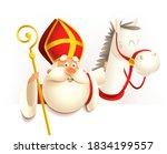 Saint Nicholas Sinterklaas With ...