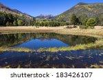 Lockett Meadow Flagstaff Arizona Landscape in Fall