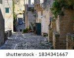 Matera  Italy   September 29...