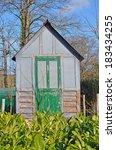 park  uk   Shutterstock . vector #183434255