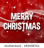 christmas winter design | Shutterstock . vector #183438761