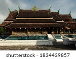 Wat Xieng Thong Landmark In...