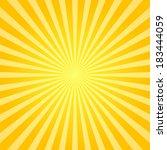 rays   Shutterstock .eps vector #183444059