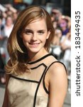 Постер, плакат: Emma Watson in a