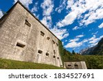Kluze Fortress  Of The Austria...