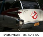 Ghostbusters car ectomobile 3 4 ...