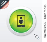 video call sign icon....