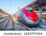 Trenitalia Frecciarossa Is A...