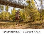 Man Under The Hassayampa River...