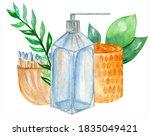 Watercolor Eco Friendly...