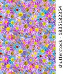 Floral Seamless Pattern From...