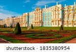 Catherine Palace And Park In...