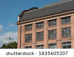 Old Industrial Building  An...