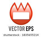 the isolated vector gradient... | Shutterstock .eps vector #1835655214