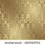 vintage seamless wallpaper in...