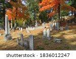 Sleepy Hollow Cemetery In...