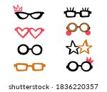 Vector Glasses Collection....