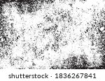 vector distressed effect grunge ... | Shutterstock .eps vector #1836267841