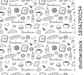 seamless pattern traditional... | Shutterstock .eps vector #1836290254