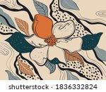 creative contemporary vector... | Shutterstock .eps vector #1836332824