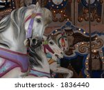 Vintage Carousel Horses   Ready ...