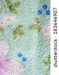 color towel macro texture.... | Shutterstock . vector #183646907