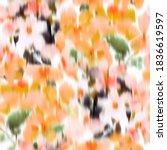 seamless pattern made of... | Shutterstock . vector #1836619597