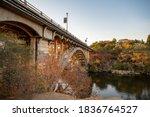 Rainbow Bridge In Folsom  Ca...